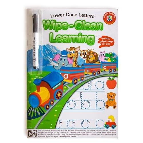 Wipe Clean Learning Book - Educational Colours - The Creative Toy Shop
