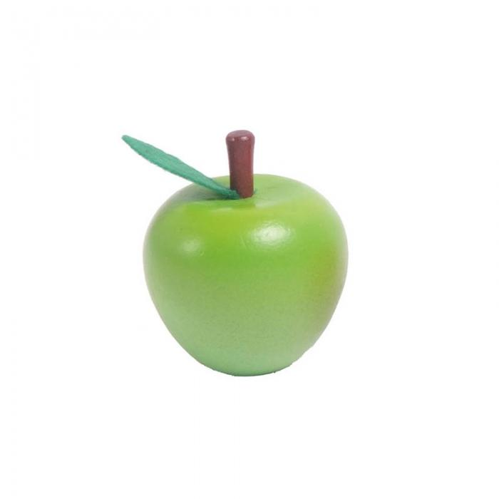 Wooden Individual Fruit and Vegetables - Apple - Toyslink - The Creative Toy Shop
