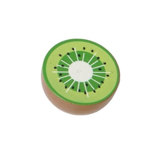 Wooden Individual Fruit and Vegetables - Kiwi