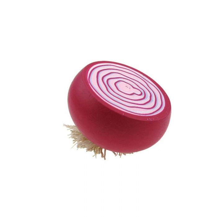 Wooden Individual Fruit and Vegetables - Onion - Toyslink - The Creative Toy Shop