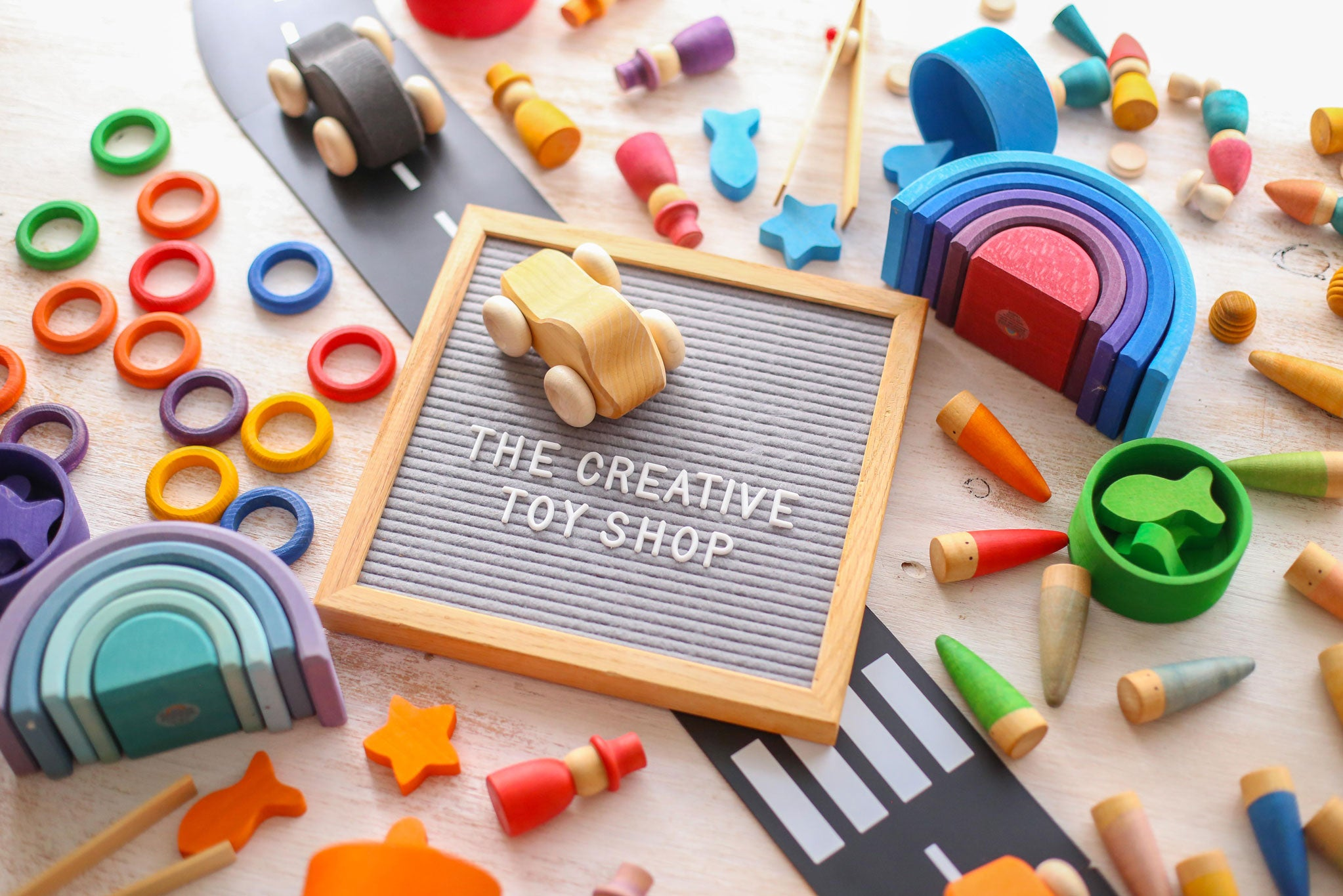 The Creative Toy Shop