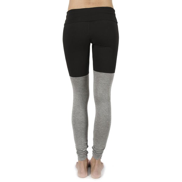 Orbit Legs - Black / Grey Melange