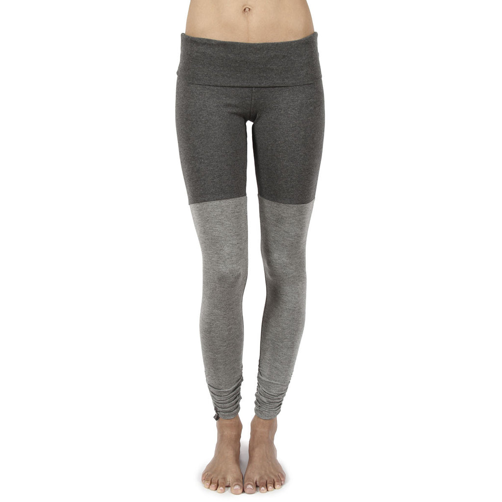 Orbit Legs - Charcoal / Grey Melange