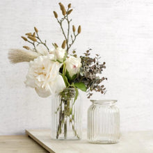 Load image into Gallery viewer, Hurricane Glass Jar Clear | Large - Magnolia Lane