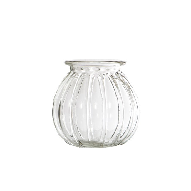 Glass Bubble Fish Bowl Clear - Magnolia Lane