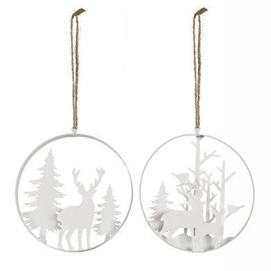 Snowy Forest | Set of two - Magnolia Lane