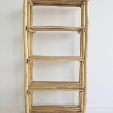 Lombok Five Tier Shelf - Magnolia Lane