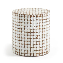 Load image into Gallery viewer, Coconut Side Table (eta Late Oct20) - Magnolia Lane