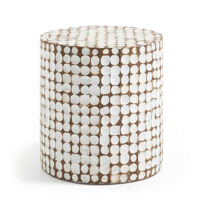 Coconut Side Table (eta Late Oct20) - Magnolia Lane