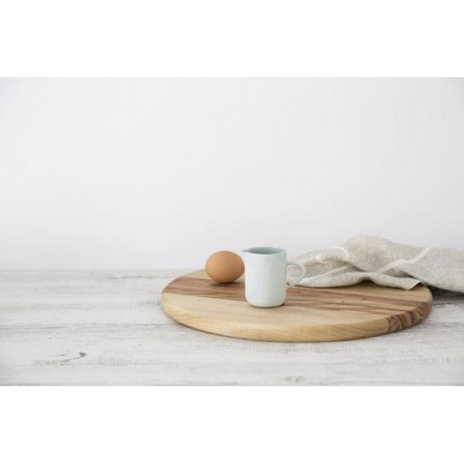 Flax Milk Jug | Duck Egg - Flax Ceramics - Magnolia Lane