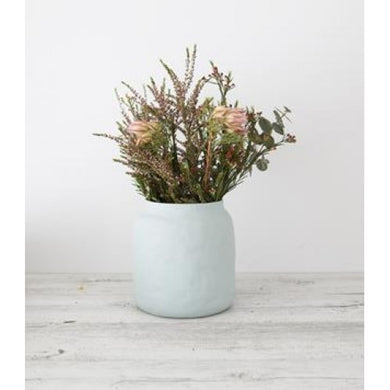 Flax Kitchen Pot | Duck Egg - Flax Ceramics - Magnolia Lane