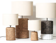 Load image into Gallery viewer, Seabreeze Table Lamp - Small | Natural - Indigo Love Collectors - Magnolia Lane