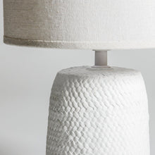 Load image into Gallery viewer, Seabreeze Table Lamp - Small | White - Indigo Love Collectors - Magnolia Lane