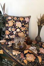 Load image into Gallery viewer, Grandé Fleur Cushion Cover | Nightshade - Wandering Folk - Magnolia Lane