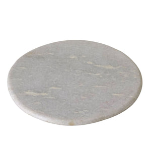 Indian Marble Plate | Magnolia Lane | Large