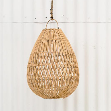 Anar Droplet Light Pendant in Natural - Magnolia Lane