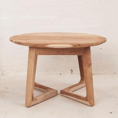 Arlin Round Coffee Table - Magnolia Lane
