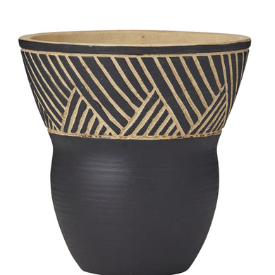Arya Pot | Black - Magnolia Lane