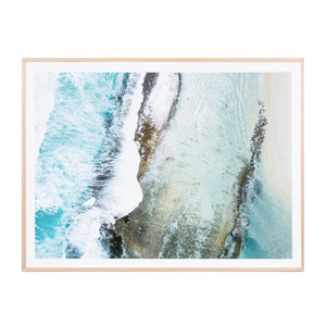 Middle of Nowhere - Esperance Print Framed Print - Magnolia Lane
