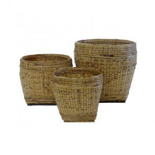 Load image into Gallery viewer, Bago Rattan Baskets - Magnolia Lane