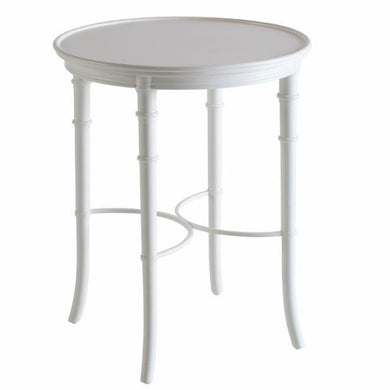 Bamboo Mill Side Table - Magnolia Lane