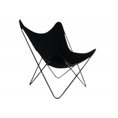 Butterfly Chair - Black | Set of Two - Magnolia Lane