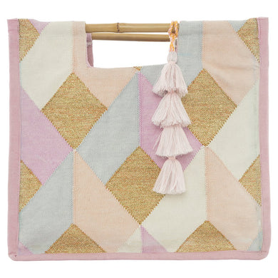 Clover Square Carry Bag - Magnolia Lane