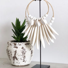 Load image into Gallery viewer, Cuttle + Cowrie Wall Hanging - Magnolia Lane