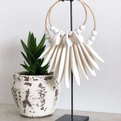 Cuttle + Cowrie Wall Hanging - Magnolia Lane