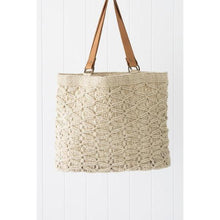 Load image into Gallery viewer, Dominica Tote by The Dharma Door - Magnolia Lane