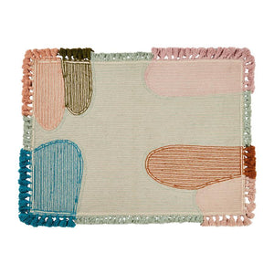 Dua Abstract Bath Mat - Magnolia Lane