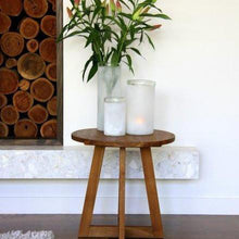 Load image into Gallery viewer, Ega Round Side Table - Magnolia Lane