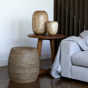 Ega Round Side Table - Magnolia Lane