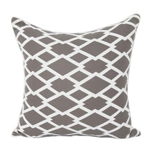 Load image into Gallery viewer, Fishnet Stone Cushion Cover - Magnolia Lane