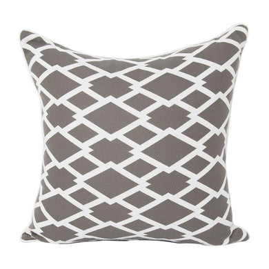 Fishnet Stone Cushion Cover - Magnolia Lane