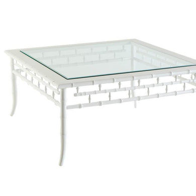 Florida Quays Square Coffee Table - Magnolia Lane