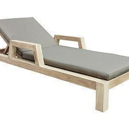 Harper Adjustable Sun Lounger by Uniqwa - Magnolia Lane