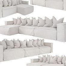 Load image into Gallery viewer, Hendrix Modular Sofa|Left Hand Standard Section by Uniqwa - Magnolia Lane