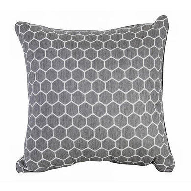 Honeycomb Earth Cushion Cover - Magnolia Lane