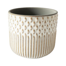 Load image into Gallery viewer, Tuscan Planter White Small | 9cm - Magnolia Lane