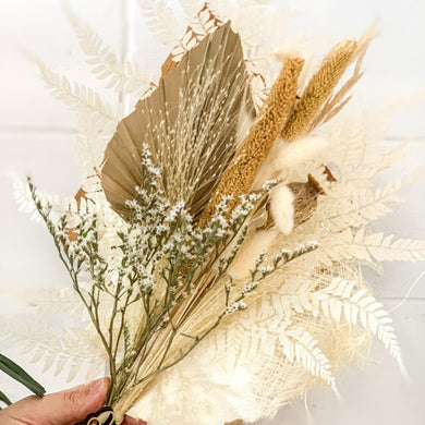 Harvest Moon | Dried Flower Bouquet - Magnolia Lane