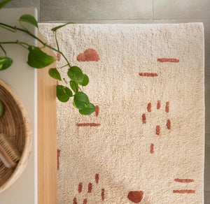 Cotton Berber Runners - Nomad Natural - Oh Happy Home - Magnolia Lane