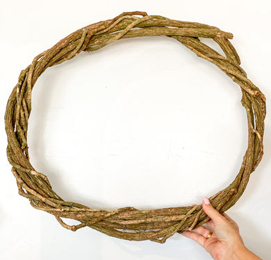 Vine Wreath - Magnolia Lane