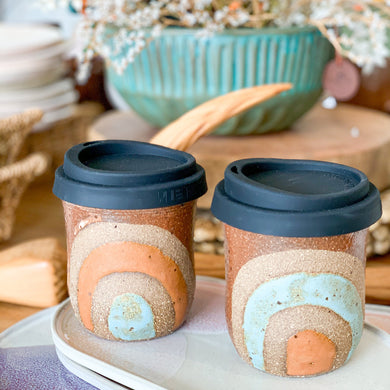 Arches Keep Cups 10oz - Magnolia Lane