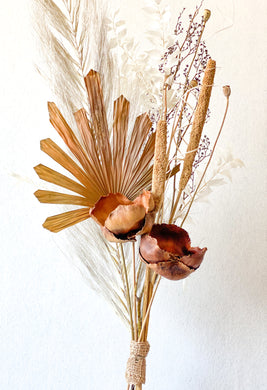 Exotic Dried Flower Bouquet - Magnolia Lane