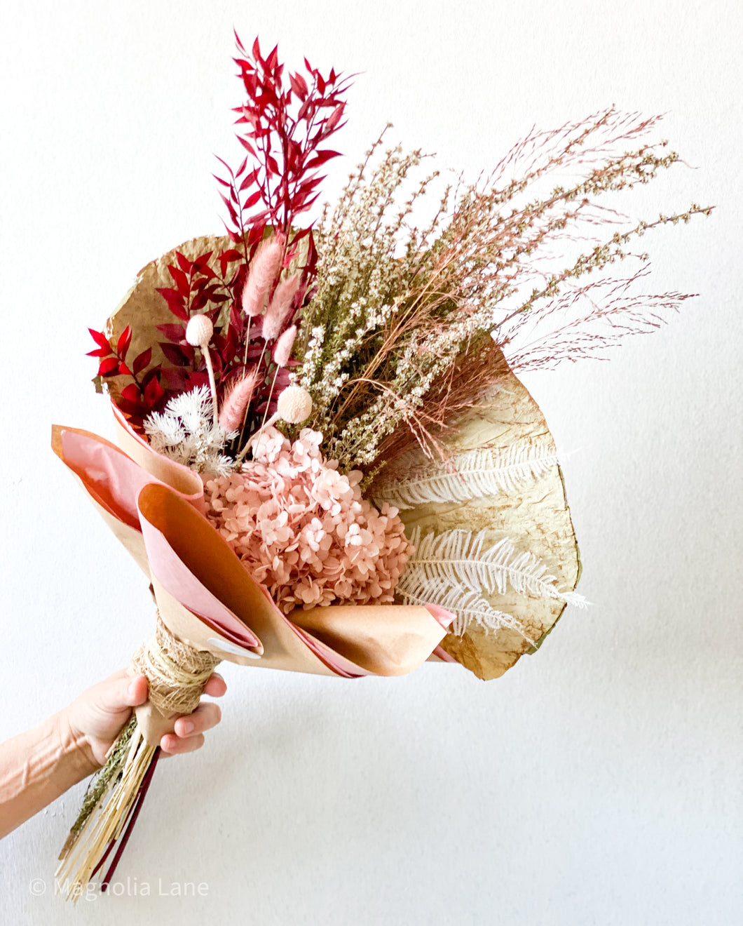 Cleopatra - Dried Flower Bouquet - Magnolia Lane