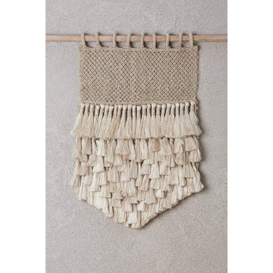 Tassel Wall Hanging | Natural - Magnolia Lane