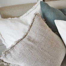 Load image into Gallery viewer, Bedouin Cushion | Natural 50x50cm - Magnolia Lane