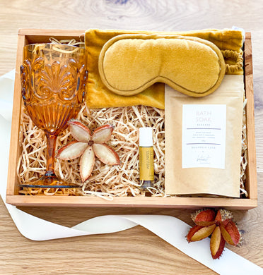 Honey Gift Box - Self Love Hampers - Magnolia Lane