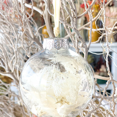 Christmas Baubles | 3 Variety - Magnolia Lane